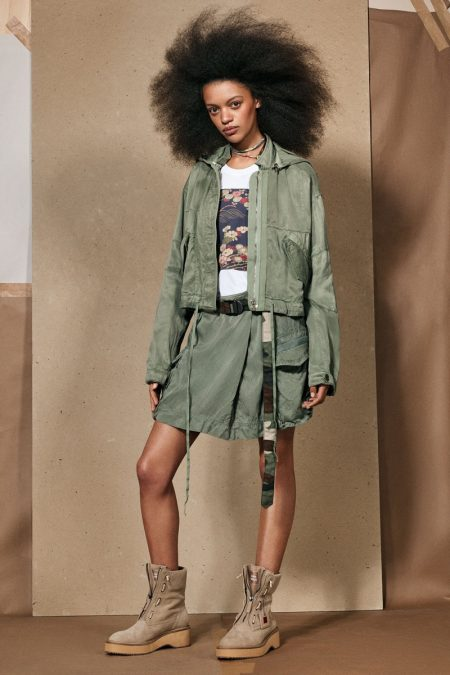 Zara SRPLS Doubles Down On Utilitarian Inspiration for Spring 2019