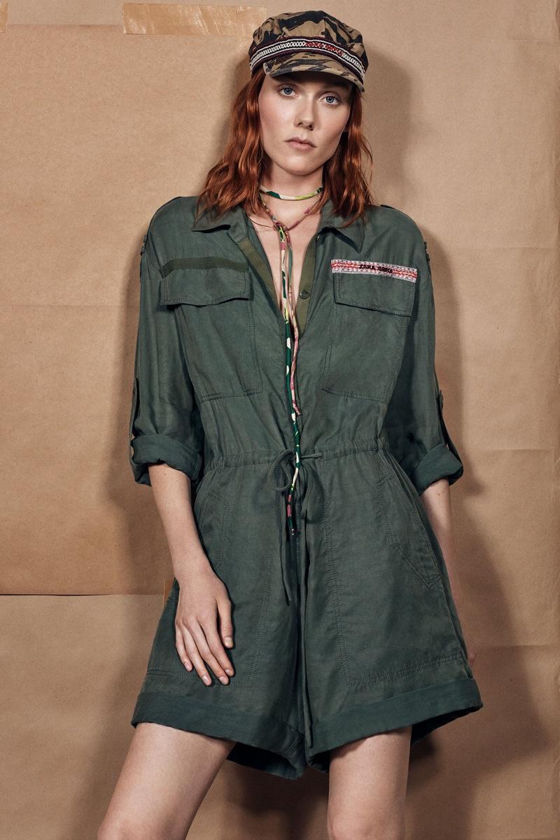 Zara Srpls Spring Summer 2019 Lookbook Fashion Gone Rogue