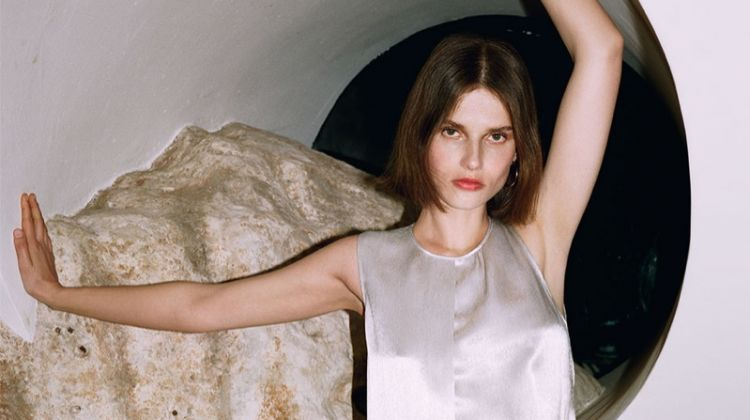 Zara spotlights party style for A Summer Night 2019 editorial