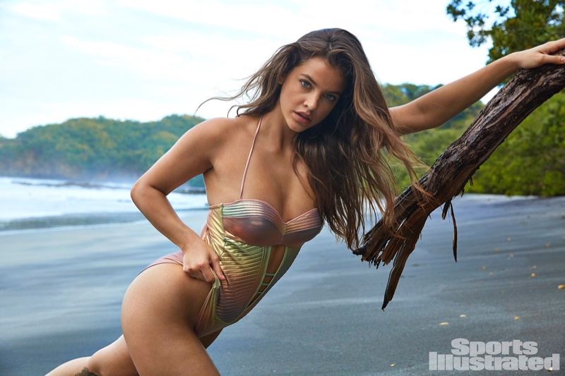 Barbara Palvin Turns Up the Heat for Sports Illustrated: Swimsuit Issue 2019