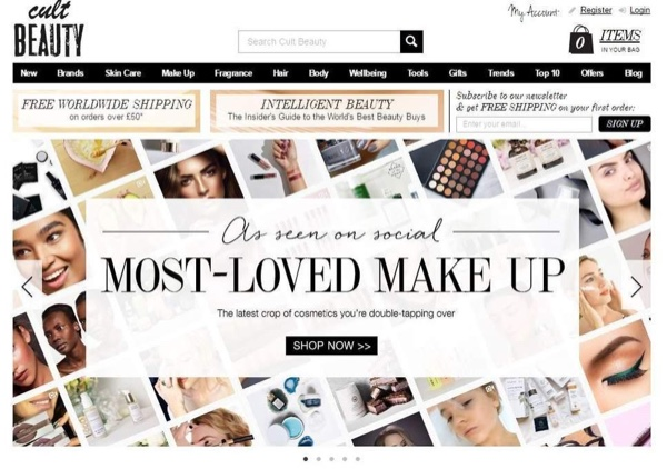 7 Websites To Shop Your Favorite International Beauty Brands