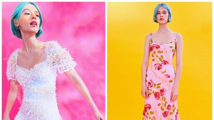 Betsey Johnson x Urban Outfitters clothing collaboration
