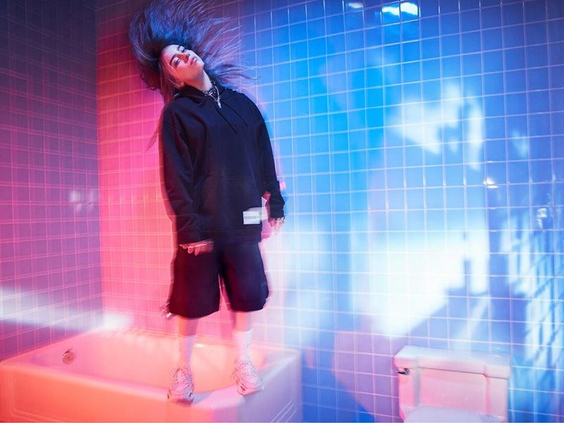 1b8a08a6c6e6e Billie Eilish Calvin Klein #mycalvins Campaign | Fashion Gone Rogue