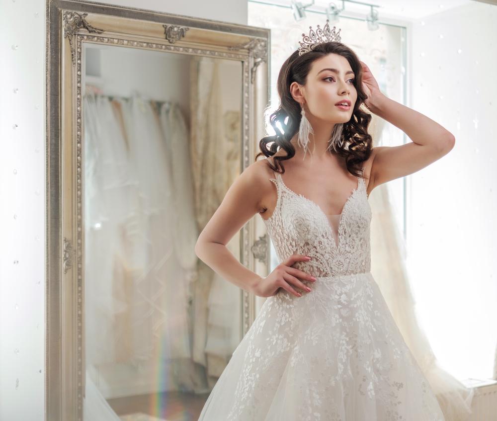 Bridal Wedding Dress Tiara