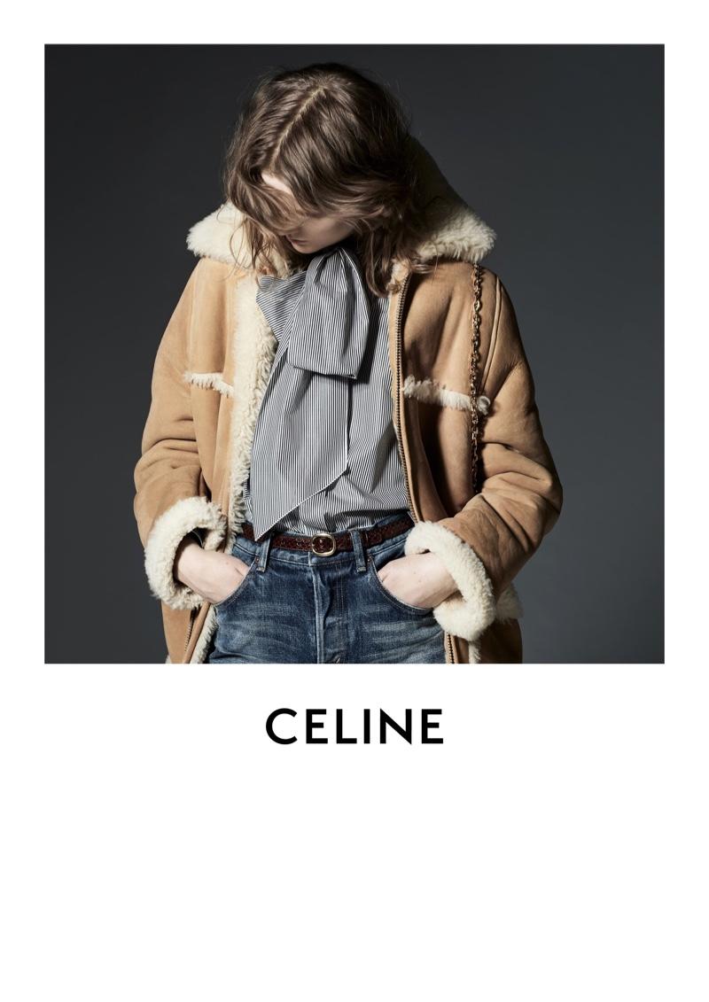 Celine launches fall-winter 2019 campaign
