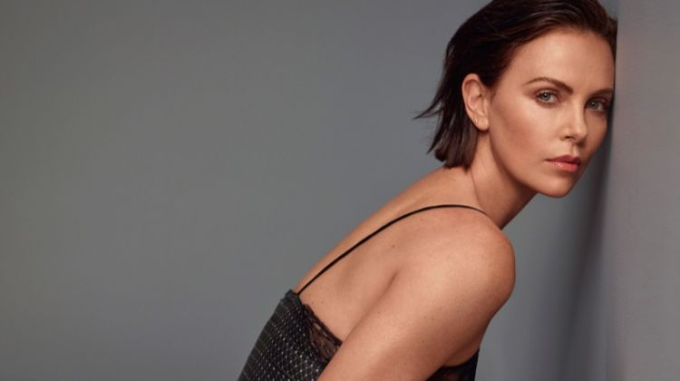 Charlize Theron Graces the Pages of Marie Claire