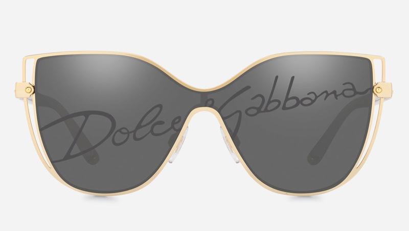 Dolce & Gabbana #DGLogo Butterfly Sunglasses $290