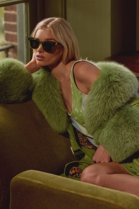 Elsa Hosk Gets Eccentric in Chimi Eyewear Campaign