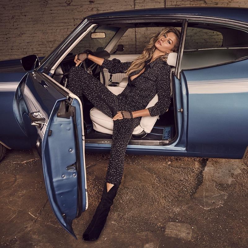 Gisele Bundchen stars in Rosa Cha winter 2019 campaign