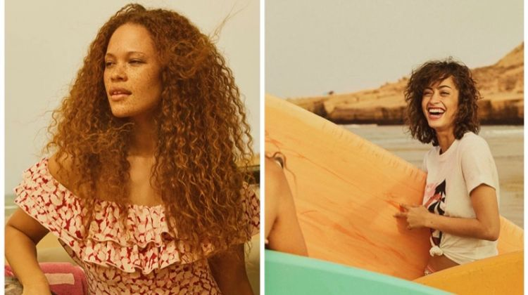 H&M x Love Stories Hits the Beach for New Swim Collection