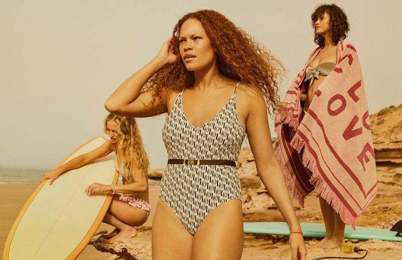 The H&M x Love Stories swim collaboration is set to hit stores in June 2019