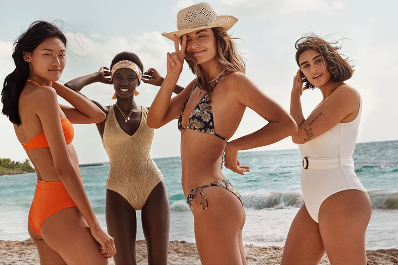 H&M heads to the beach for 2019 swimwear campaign