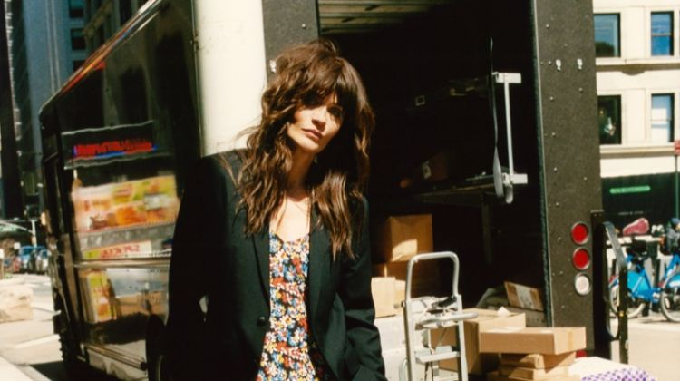 Helena Christensen stars in Rag & Bone 2019 Photo Project