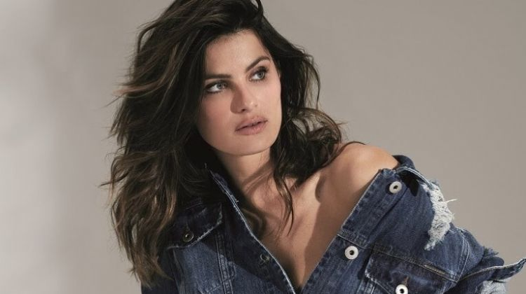 Isabeli Fontana stars in Colcci Denim fall-winter 2019 campaign