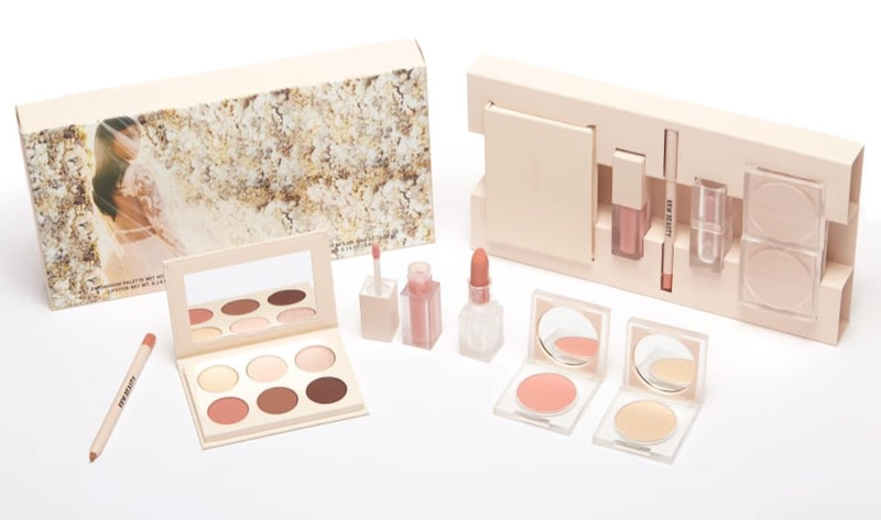 Products from the KKW Beauty Mrs. West makeup collection