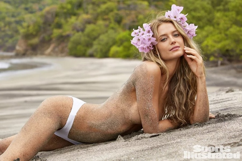 Kate Bock Hits the Beach for Sports Illustrated: Swimsuit Issue 2019