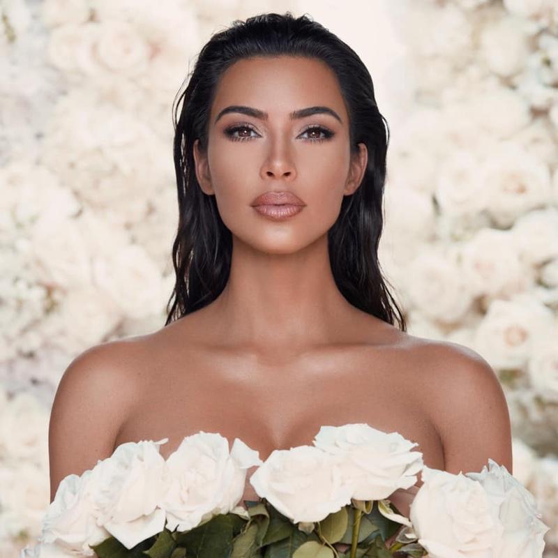 Kim Kardashian stars in KKW Beauty Mrs. West campaign