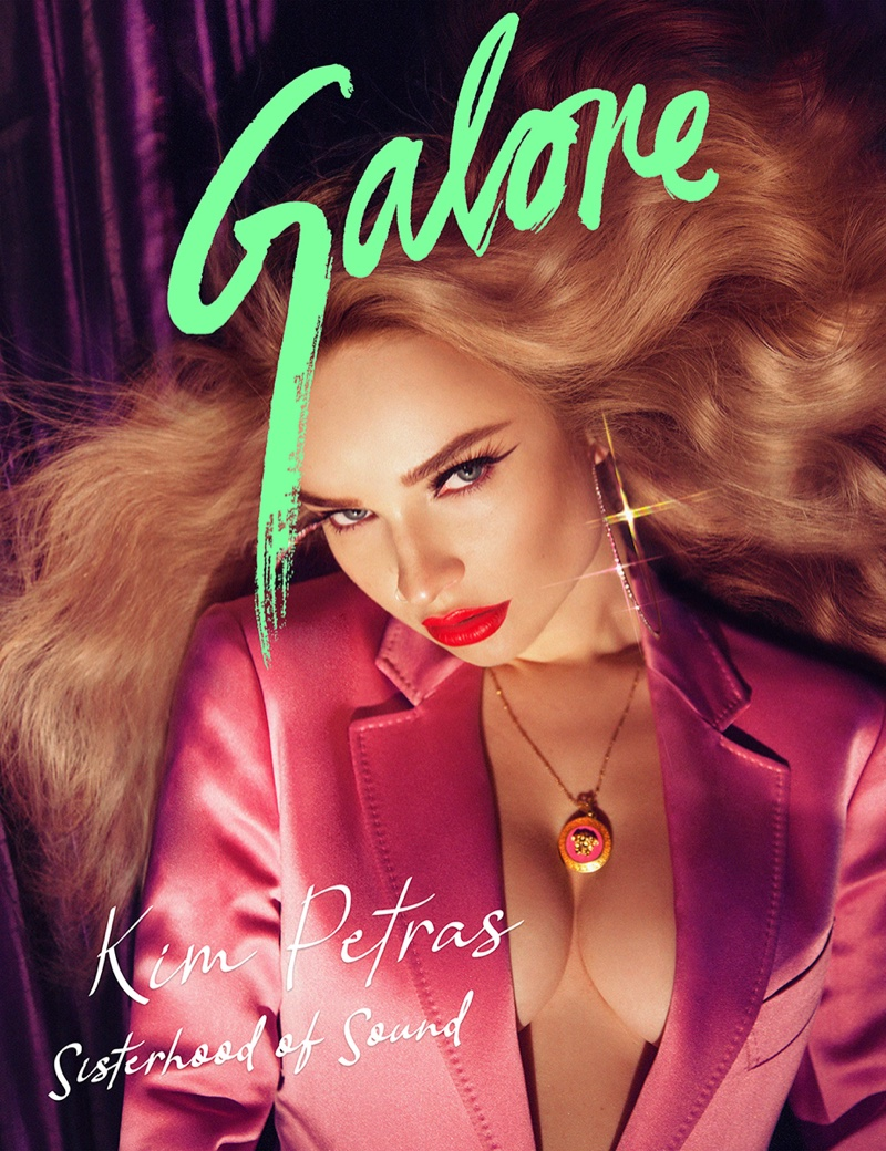 Kim Petras on Galore Magazine May 2019 Cover