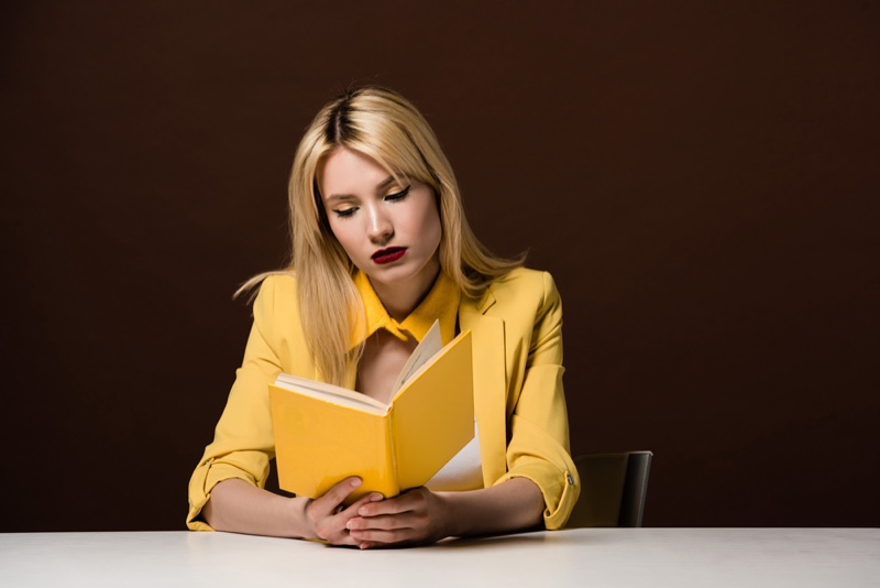 Model Reading Yellow Book