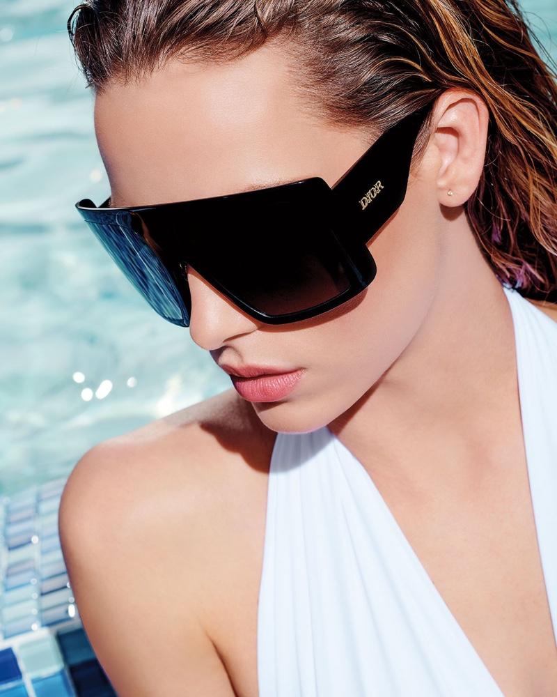 Dior Solight1 Shield Sunglasses $425