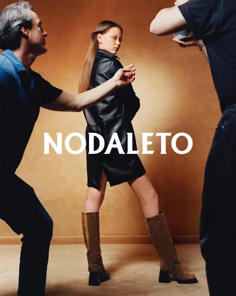Nodaleto enlists Sara Grace Wallerstedt for debut campaign