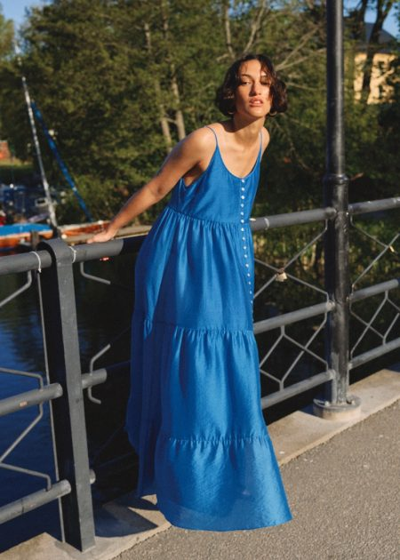 & Other Stories blue trend summer