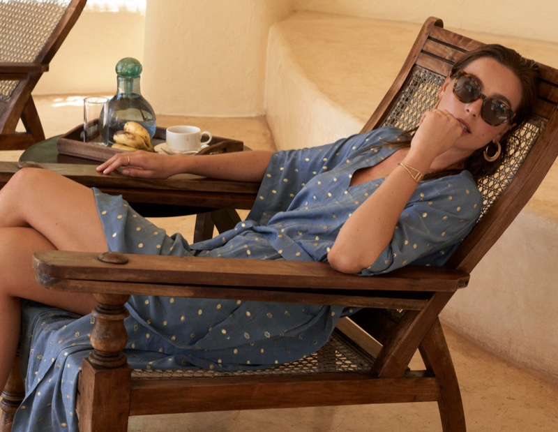 Wearable Wanderlust: See & Other Stories' Chic Kaftans