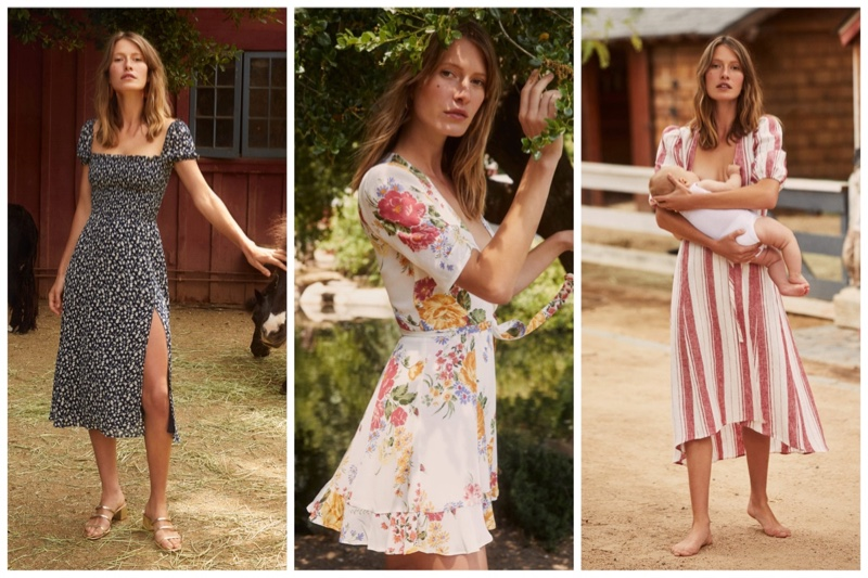 See Mother's Day dresses from Reformation