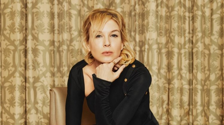 Renee Zellweger poses for Town & Country Magazine photoshoot