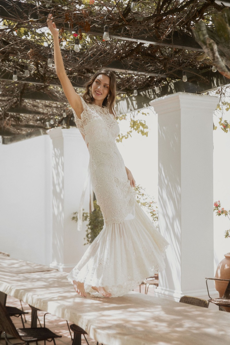 The Brooklyn gown from Spell & the Gypsy Collective Bridal 2019 collection