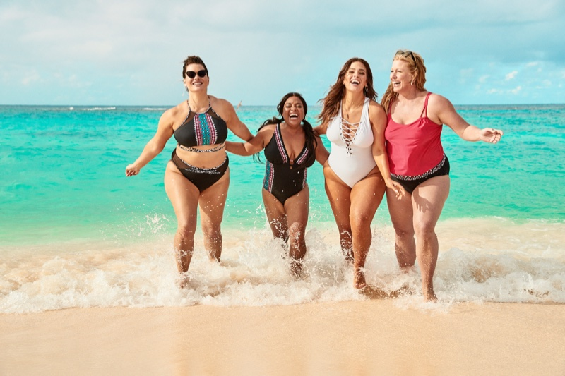 An image from the Swimsuits For All summer 2019 campaign