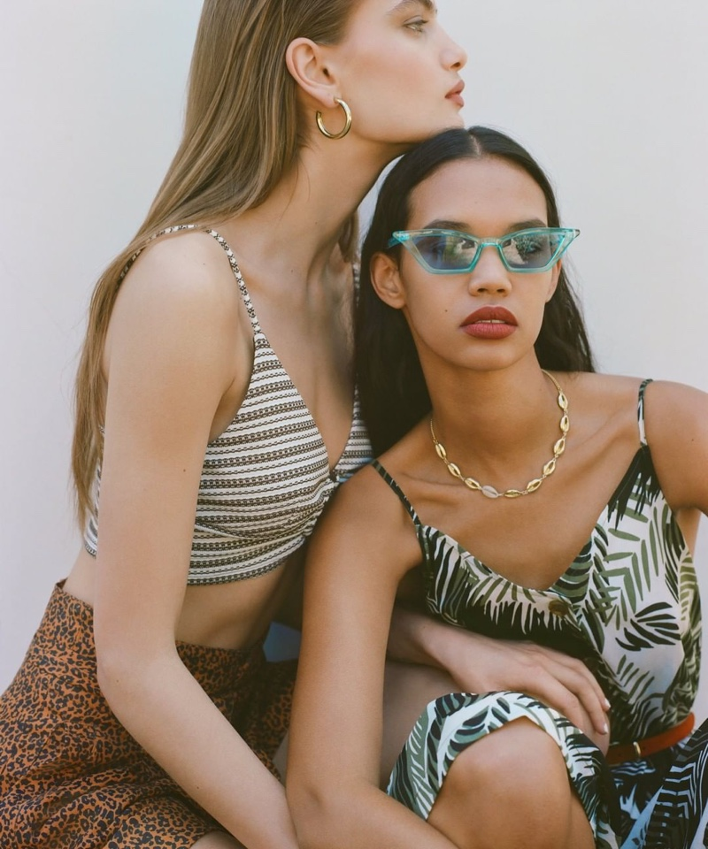 Topshop launches spring-summer 2019 campaign