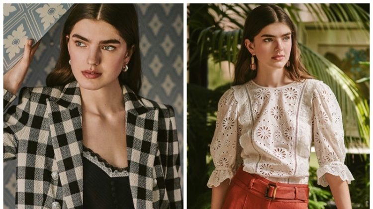 4 Outfits From Veronica Beard's Spring 2019 Collection