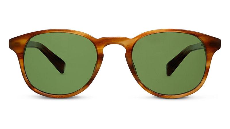Warby Parker Downey Sunglasses in English Oak $95