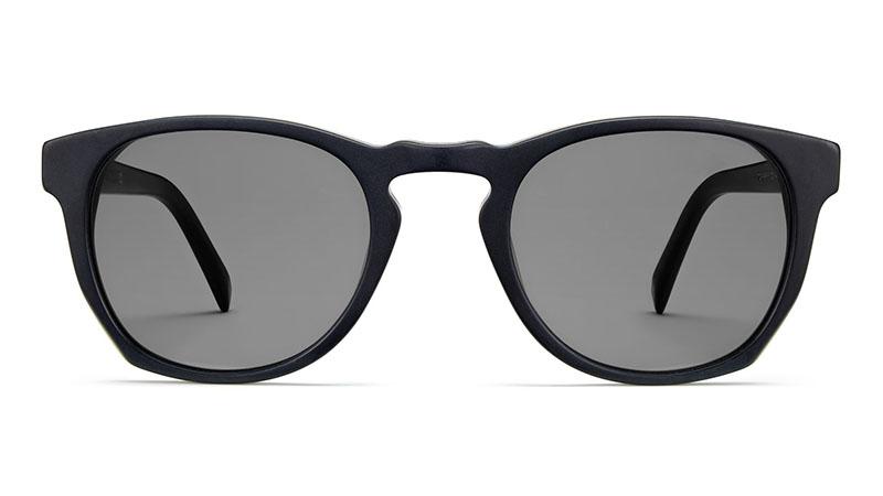 Warby Parker Topper Sunglasses in Black Matte Eclipse $95