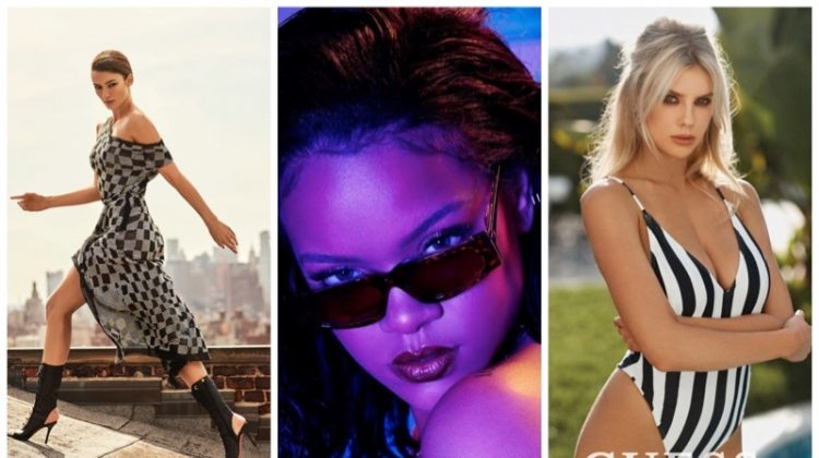 Week in Review | Lorena Rae's New Cover, Charlotte McKinney in Guess Swim, Rihanna for Savage x Fenty + More