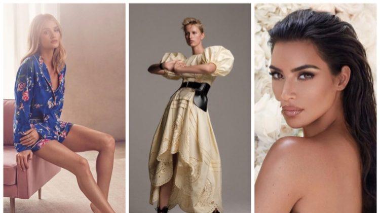 Week in Review | Karolina Kurkova's New Cover, Rosie HW for Autograph, Kim Kardashian Beauty + More