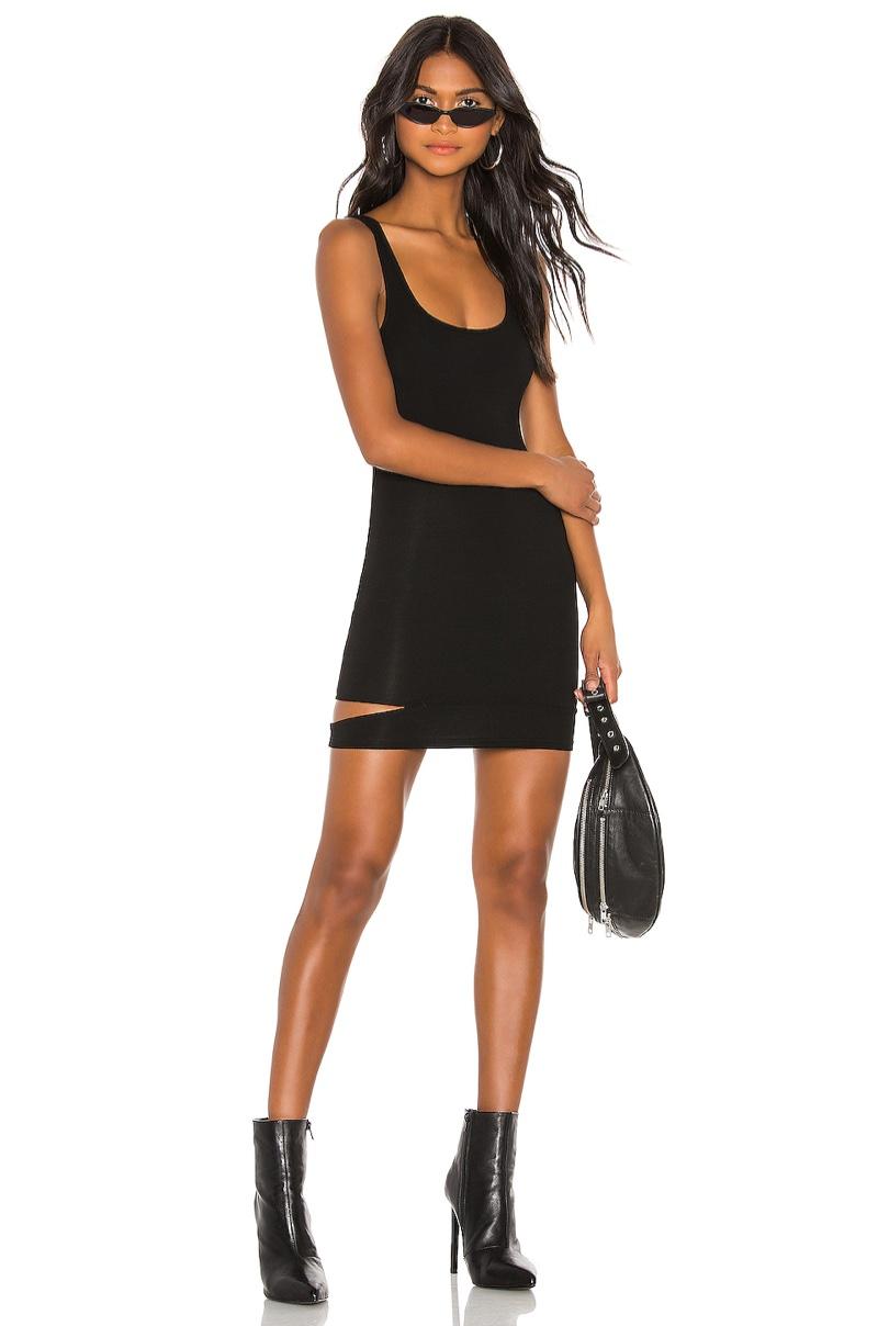 h:ours Cynthia Mini Dress $98