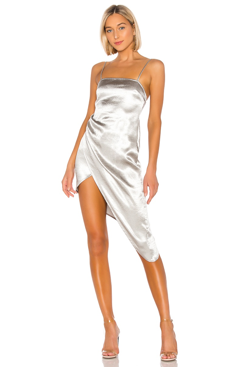 h:ours Junnie Mini Dress $178