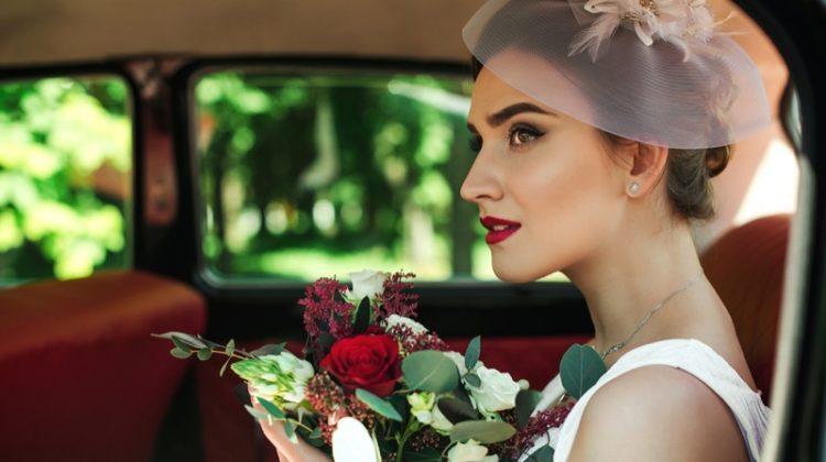 Bridal Beauty Red Lipstick