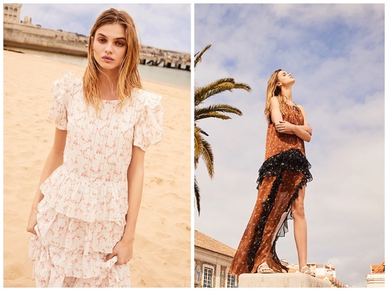 4 Getaway Outfits From Caroline Constas' Summer 2019 Collection