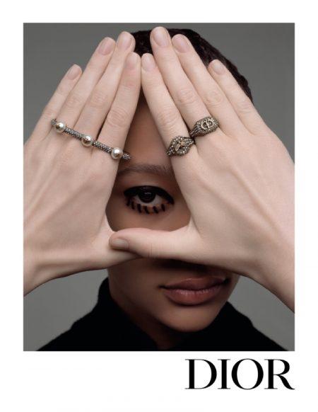 Ruth Bell & Selena Forrest Reunite in Dior Fall 2019 Campaign