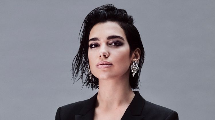 Dua Lipa is named the face of YSL Beauty's upcoming fragrance