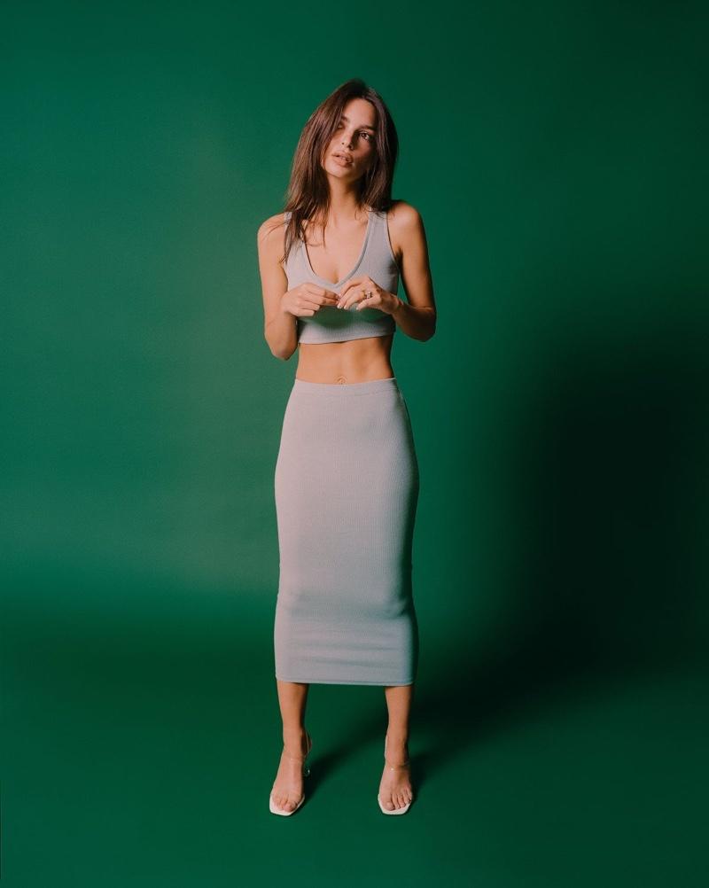 Model Emily Ratajkowski fronts Inamorata summer 2019 campaign