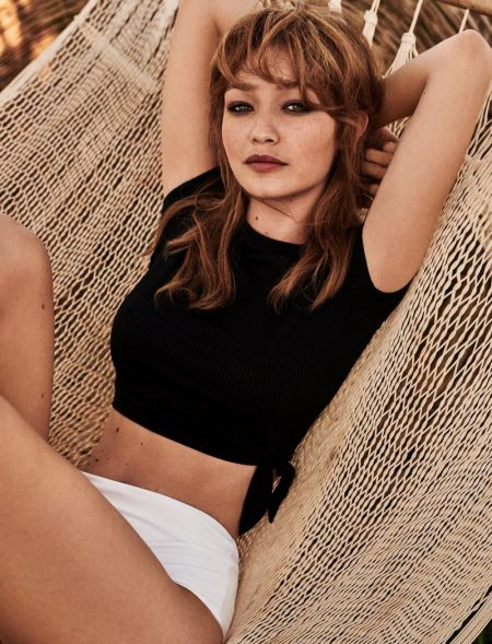 Gigi Hadid Looks Ready for Beach Season in Vogue Mexico