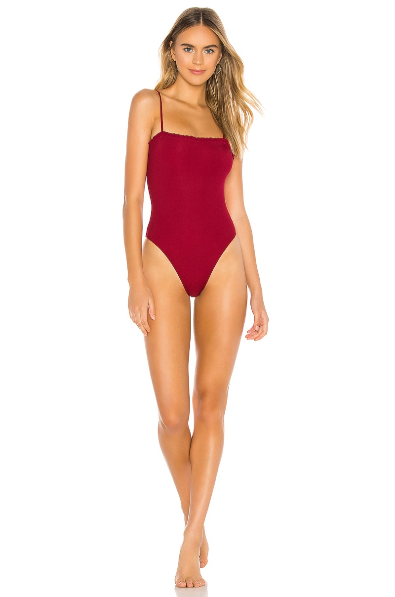 House of Harlow 1960 x REVOLVE Sommers One Piece Swimsuit $138