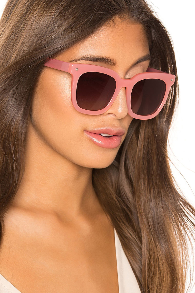 House of Harlow 1960 x REVOLVE Stella Sunglasses in Pink $98