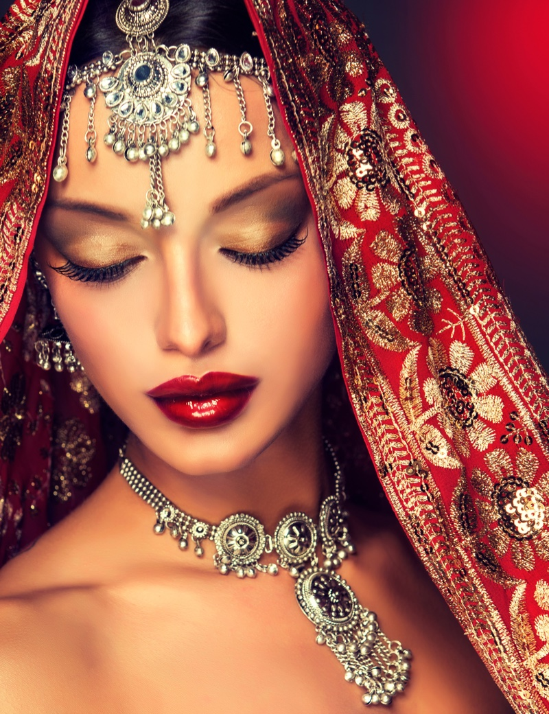 Indian Bridal Beauty Makeup