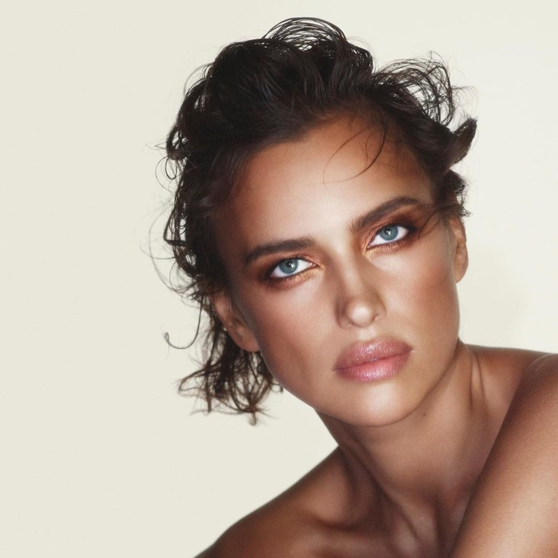 Marc Jacobs Beauty taps Irina Shayk for 2019 advertising campaign