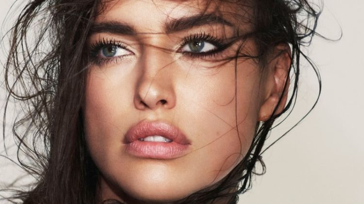 Irina Shayk Shines in New Marc Jacobs Beauty Ads